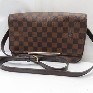 ✨LOUIS VUITTON✨ DAMIER EBENE HOXTON 2-WAY